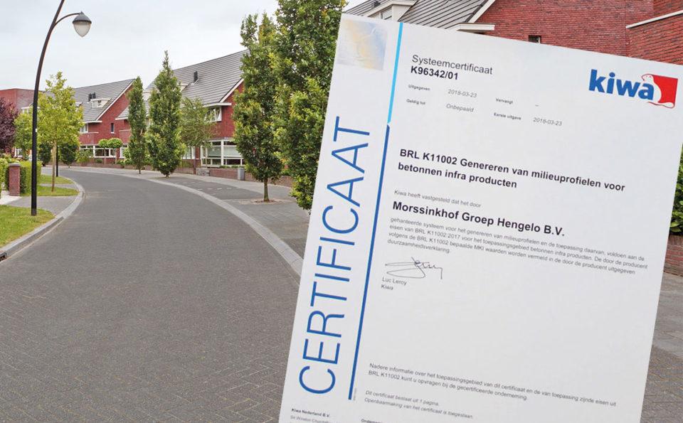 Aanbesteden op MKI en BRL K11002 (Certificaat)