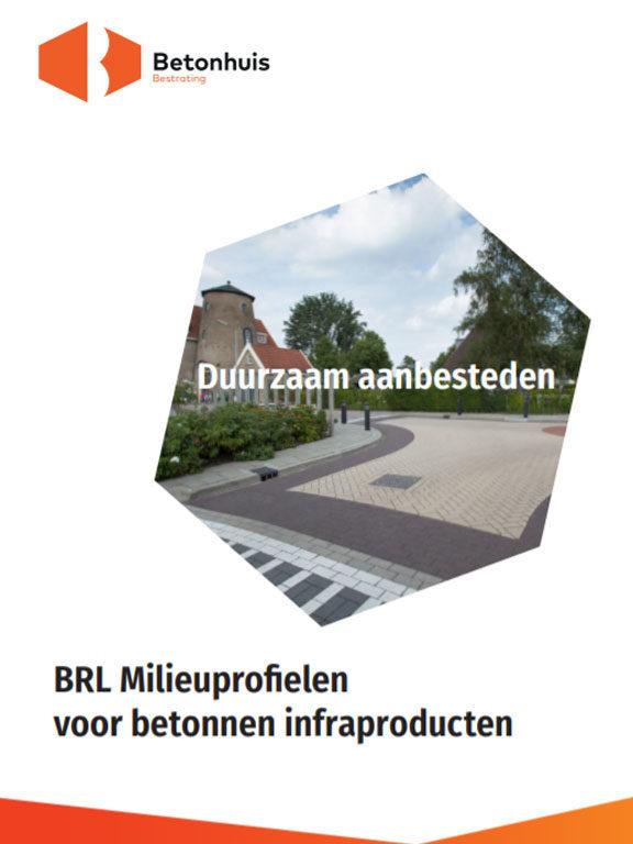 Morssinkhof Groep ontvangt certificaat inzake BRL K11002 Milieuprofielen voor betonnen infraproducten